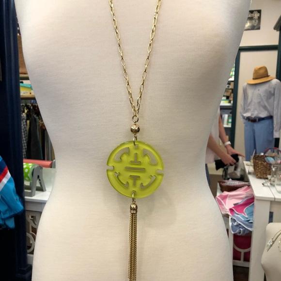 Zenzii Jewelry Chinese Symbol Tassel Necklace Poshmark
